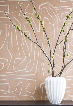 Everything You Need to Know for Your Wallpaper Feature Wall - Western Living Magazine
