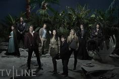 Once Upon a Time Cast Season 3