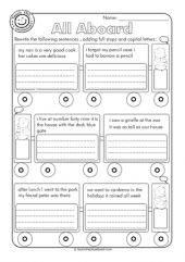 math worksheet : 1000 ideas about full stop on pinterest  primary school teacher  : Worksheets On Capital Letters And Full Stops For Grade 1