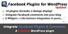 Review Facebook Plugins, Comments & Dialogs for WordPresslowest price for you. In addition you can compare price with another store and read helpful reviews. Buy