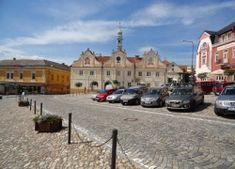 Šumava, Kašperské Hory - turistika, cestování   VýletyNaDen.cz Street View, Mansions, House Styles, Villas, Palaces, Mansion, Mansion Houses