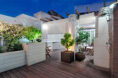 1000 images about patios y ticos on pinterest rooftop - Decoracion terrazas ...