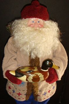 OOAK+Original+Santa+Claus+/+23+inches+by+jzerbs+on+Etsy,+$325.00