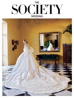 Society Wedding!