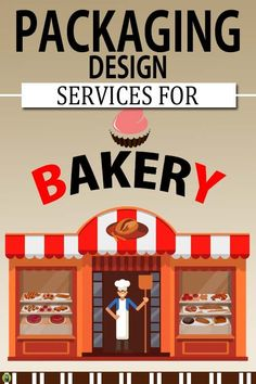 Packaging Boxes Design Services for Bakeries