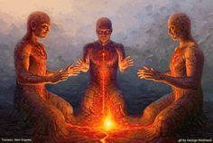 Liebe das Ganze, weil das Ganze Liebe ist: Das Goldene Zeitalter 54 – Harmonie wählen - Harmonie im Sein und Tun