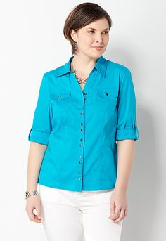 Essential Shirt, 9-0036104929, Essential Shirt Main View PDP