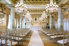 Fancy wedding venue - The Willard Intercontinental Washington DC