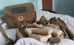 #Ww1/ww2/post ww2 #russian first aid kit #complete,  View more on the LINK: http://www.zeppy.io/product/gb/2/142269786304/