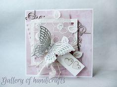 Gallery of handicrafts: Pink card