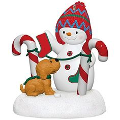 Are you looking for Hallmark Snowman Ornaments? You'll love these super cute snowman Christmas tree ornaments and you'll find plenty of ideas on this page. Snowman Christmas Ornaments, Baby First Christmas Ornament, Christmas Decorations, Christmas Trees, Music Ornaments, Hallmark Ornaments, Giant Candy Cane, Cute Snowman, Snowmen