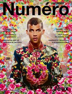 Numéro Homme #magazine #cover