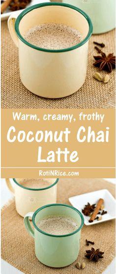 nice Coconut Chai Latte