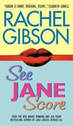 Love, love, love me some Rachel Gibson!