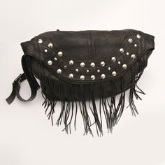 Rock & Bag, studded leather bag