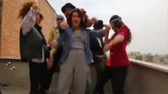 """Iran Arrests 6 for Making 'Happy' Video Associated Press Videos May 22, 2014, 5:03 am Police in Iran have arrested six young people for posting a video online of them dancing to Pharrell Williams' hit song """"happy."""" The young men and women were shown on state television as a public warning to youth in the Islamic Republic. (May 21) From Yahoo New Zealand – Latest breaking news, world, sport, weather and business news"""