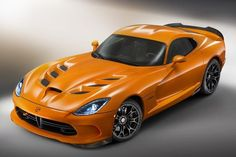 2014 SRT Viper Gets High-Performance TA Package: Every SRT Viper is a performance machine, but the new TA edition is even racier thanks to a host of equipment and styling upgrades.