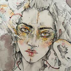 Tefnout'1   { for an upcoming exhibition }   lioness #tefnout #godess #pencil #pencilart #art #arte #artsy #artoftheday #bizarre #creation #creative #darkart #drawing #instaart #igerslyon #mystic #polychromos #colors #graphite #animal #divinity #egyptian #illustration #creature #tefnut #artofdrawingg #worldofpencils #bestdm #arts_help by beatriz_mutelet