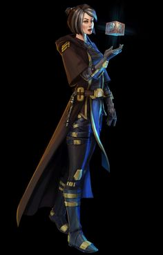 Grand Master Satele Shan (Star Wars: The Old Republic)