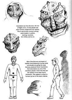 Illuminati Old Images Of Reptilians In Syria Drawings Art