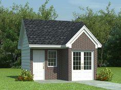 052g 0016 modern 3 car carport with apartment makes nice for Zeb pilot house floor plan
