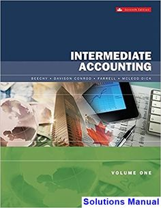 Solutions manual for financial management theory practice 14th solutions manual for intermediate accounting volume 1 canadian 7th edition by beechy ibsn 1259108015 fandeluxe