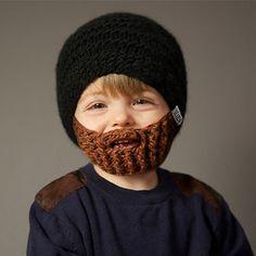 Beardo Hat Kids, 15€, now featured on Fab.