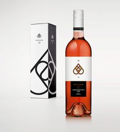 Client: Szivek WineryYear of design: 2013Designer: Kiss ZsomborProject: Complex identity - logo, label design and packaging for the Szivek Winery. Conditions: the winery is just a division of the Szivek Estate. They cover a wide range of agriculture …
