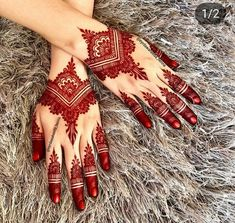 Mehndi henna designs are always searchable by Pakistani women and girls. Women, girls and also kids apply henna on their hands, feet and also on neck to look more gorgeous and traditional. Henna Hand Designs, Dulhan Mehndi Designs, Mehndi Designs Finger, Mehndi Designs For Girls, Modern Mehndi Designs, Mehndi Design Pictures, Beautiful Mehndi Design, Latest Mehndi Designs, Mehendi