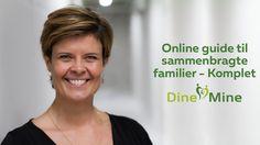 DineMine: Onlinekursus til sammenbragte familier. 995kr