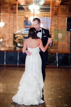 Chicago Wedding by Jen Lynne Photography Wedding Dress Bustle, Wedding Dress Train, One Shoulder Wedding Dress, Wedding Gowns, Bridal Gowns, French Bustle, August Wedding, Chicago Wedding, Style Inspiration