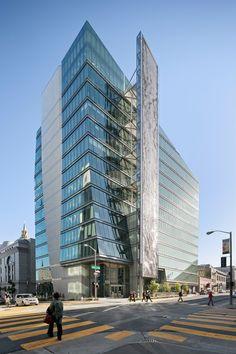 San Francisco Public Utilities Commission Headquarters