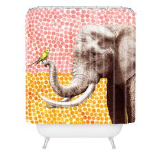 Garima Dhawan New Friends 2 Shower Curtain | DENY Designs Home Accessories