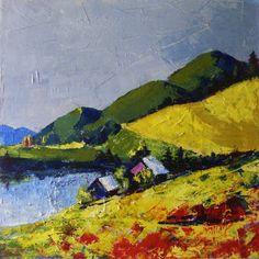 Carpathians by Marian Luniv