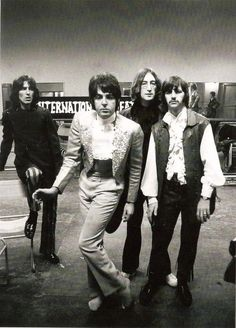 George Harrison, <3 Paul McCartney <3 , John Lennon, and Richard Starkey