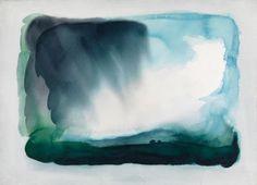 The North York Moors, Falling Sky 1985 / 2010   Limited Edition Digital Print   55.9 x 76.2 cms   22 x 30 ins £470 unframed