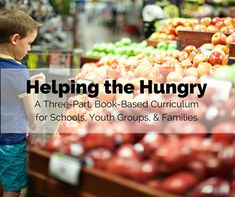 Help the Hungry — Curriculum — Doing Good Together™ What Is Hunger, Books For Tweens, Conversation Cards, Emotional Awareness, Common Sense Media, Inspiration For Kids, Chapter Books, School Counseling, Family Traditions