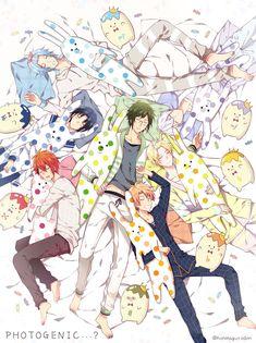 Chibi, Character Design, Cute Characters, Anime Comics, Kawaii, Sanrio Danshi, Art, Anime, Manga