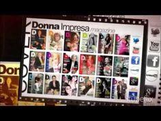 DONNA IMPRESA winter 2012 _ music Adriana Spuria _ design Bruno Baldassa...