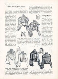 1903 Shirtwaists