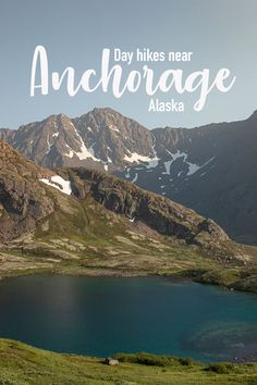 Alaska Travel, Usa Travel, Travel Tips, Anchorage Alaska, Day Hike, Good Day, Paths, North America, Destinations