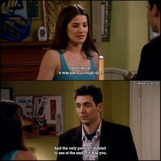 Let that person know. How I Met Your . Ted (Josh Radnor) has dated at least 29 wome. Ted Himym, I Fall In Love, Falling In Love, Ted Mosby, Romanogers, Boy Meets World, How I Met Your Mother, Friday Humor, I Meet You