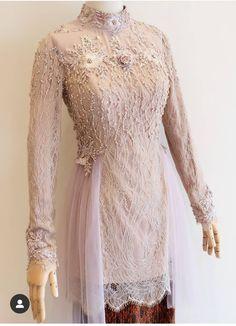 Model Kebaya Muslim, Model Kebaya Brokat Modern, Kebaya Modern Hijab, Kebaya Hijab, Dress Brukat, Hijab Dress Party, Kebaya Lace, Kebaya Dress, Kebaya Wedding