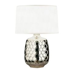 I pinned this Jonathan Adler Carlyle Bjorn Table Lamp from the X Marks the Spot event at Joss & Main!