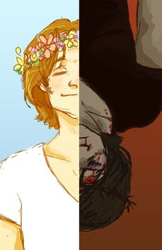 Credit to the artist who made this. I can't tell whether it's Sam or Jared, but this is powerful