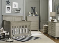 Giveaway: Crib & Dresser From Dolce Babi