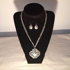"Selling this ""Avon silver filigree bold necklace gift set"" in my Poshmark closet! My username is: jacky1990. #shopmycloset #poshmark #fashion #shopping #style #forsale #Avon #Jewelry"