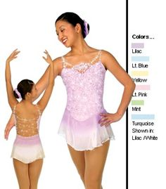 Sharene Skatewear Custom Figure Skating Dress