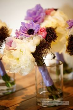 To see more amazing wedding flower ideas:http://www.modwedding.com/2014/11/13/obsessed-wedding-flower-ideas-blush-designs/ #wedding #weddings #bridal_bouquet
