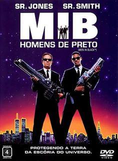MIB- Homens de Preto